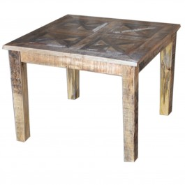 Corso Reclaimed Square Dining Table
