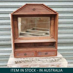 Boston Indian Solid Wood Small Drawers And Dresser Natural