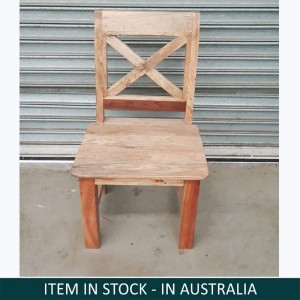 X-Design Indian Solid Wood Seating Chair Natural