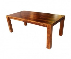 Boston Zen Contemporary Solid Woodend Dinning Table