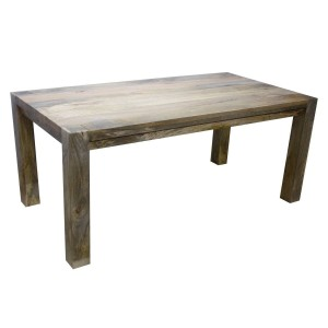 AVALON INDIAN WOODEN ZEN MANGO DINING TABLE L