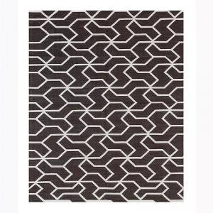 Kilim Wool Handwoven Cotton Dhurrie Durry Rug Jute Floor Covering Pattern 38