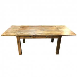 Boston Zen Contemporary COLONIAL EXTENDABLE TABLE 150X90X76 CM