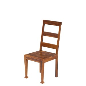 Appalachian Classic Solid Wood Ladder Back Dining Chair