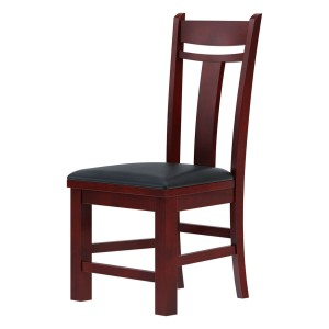 Indian Solid wood Dining Seating Chair Chocolate Brown