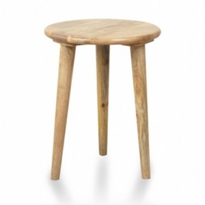 AVALON Natural Bar Stool