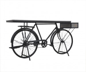 BICYCLE LOFT TABLE BLACK