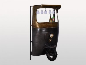 Transport Tuk Tuk Bar Counter