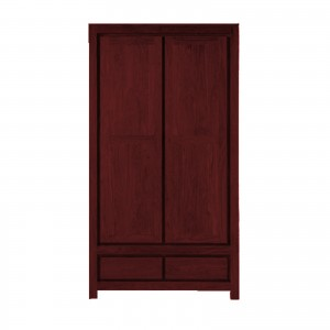 Contemporary Boston Solid Mango Wood Cabinet