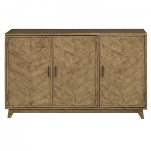 Clovelly designer solid Acacia sideboard buffet 140cm