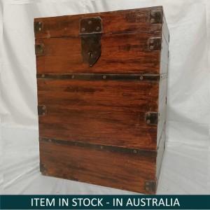 Solid Wood Sheesham Takat Blanket Box Coffee Table chest