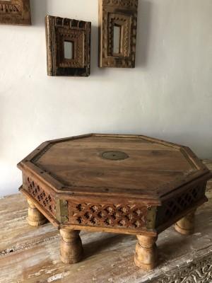 Bajot Coffee Table - Banja Size L 49x49x17 cm