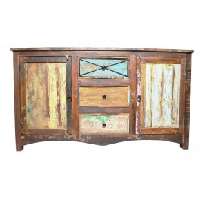 RUSTICA Reclaimed timber Sideboard