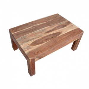 Kompact Wooden Coffee Table White Wash