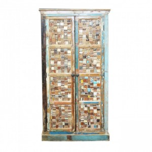 Liberty Reclaimed Wood Large Almira