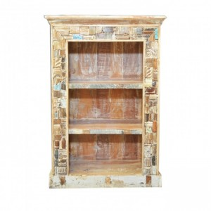 Liberty Reclaimed Timber Bookcase Medium