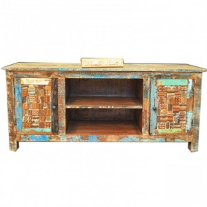 Liberty Reclaimed Timber TV Unit 150cm