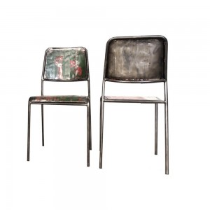 New York Loft Drum Chairs