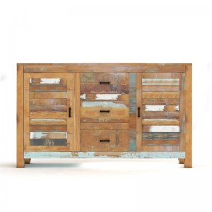 Nirvana Reclaimed Timber Sideboard M     (140-160cm)