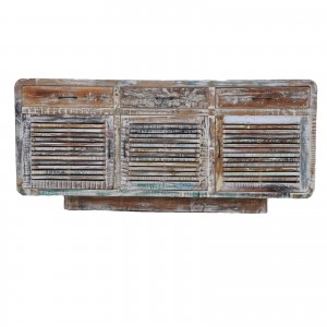 SALVAGE Reclaimed Timber Sideboard Buffet Hutch A
