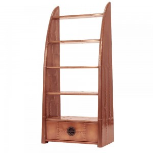 Spitfire Copper Bookcase