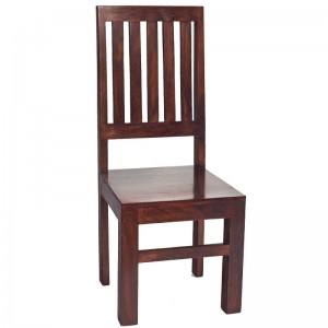 Boston Kompact  Dark  Salt Black Chair x1   Size (cm):	45 x 46 x 109