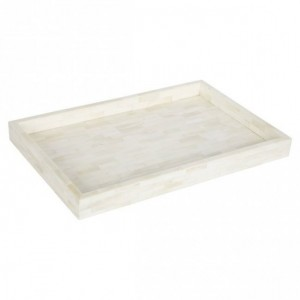 Maaya Full Bone Inlay Serving Tray 49x39x5cm