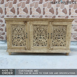 Jali Indian hardwood french Sideboard 1.6m