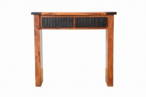 MADE TO ORDER Indian Lyon Wooden Console Hall Table 90x35x80 cm