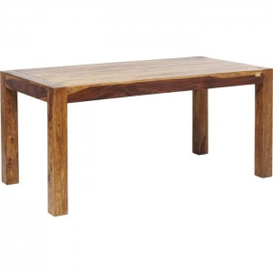 Boston Contemporary Solid Wood Rectangular Dining Table 200cm