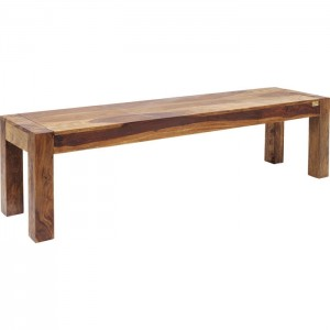 Boston Contemporary Solid Wood Dining Table Seating Bench 140cm