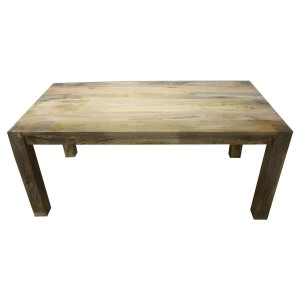AVALON INDIAN WOODEN ZEN MANGO DINING TABLE