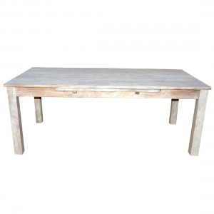 MADE TO ORDER Indian Mango Wooden Console Hall Table  D 100 x W 200 x H 76 cm