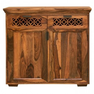 Addison Hand Carved 2 Drawers 2 Doors Sideboard