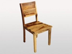 Solid Sheesham Wood Mona Chair