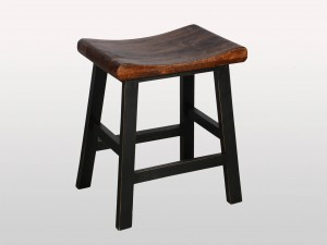 Indian Solid Wood Counter Stool