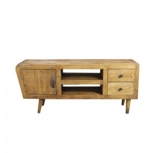 AVALON Scandinavian Legs 2 Drawers TV UNIT