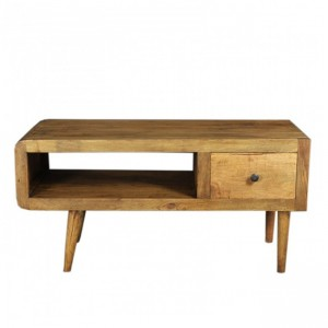 AVALON Scandinavian 1 Drawer Coffee Table