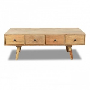 AVALON Hall Chest Of 4 Drawers Table