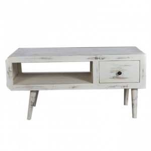 AVALON Scandinavian White Coffee Table