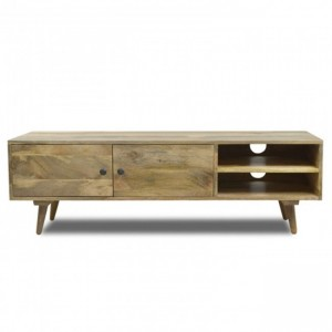 AVALON Scandinavian Legs Natural TV Stand