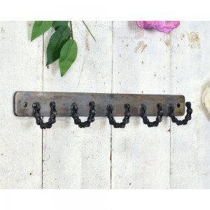 Bicycle Chain Coat Rack Hanger