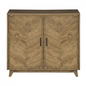 Clovelly designer solid Acacia console cabinet sideboard