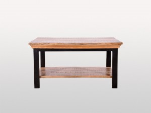 Miller Industrial Indian Solid Wood LENOX II Coffee Table