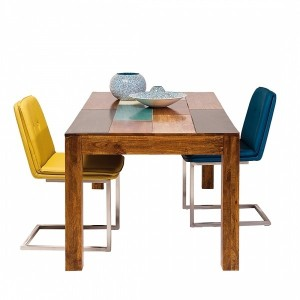 Vivid Solid wood modern Dining table 6 - 8