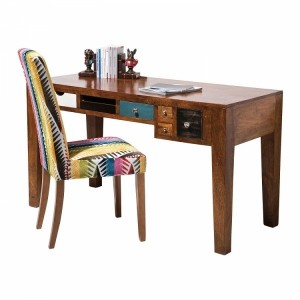 Vivid Solid wood modern Computer / Study desk hall table