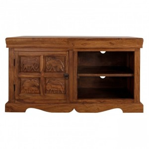 Elephant Design Indian solidwood TV Stand