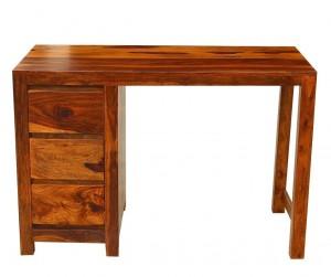 Boston Zen Contemporary Solid Wooden Study Desk