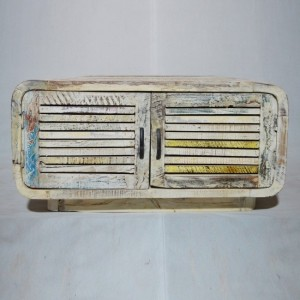 SALVAGE Reclaimed White Coffee Table