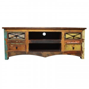 RUSTICA Reclaimed Timber TV UNIT
